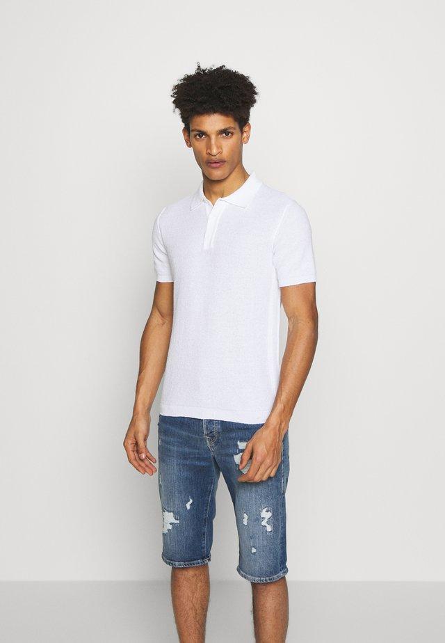 Koszulka polo - bianco