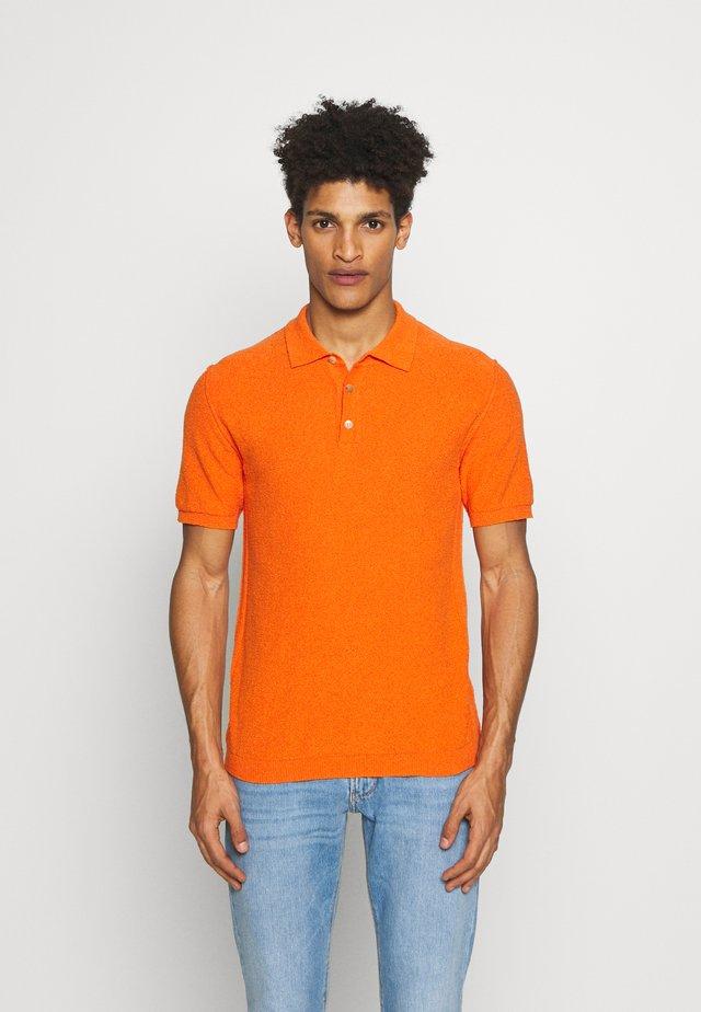 Poloshirts - arancio
