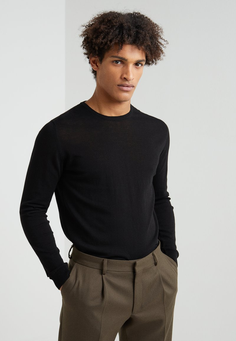 Roberto Collina - Jersey de punto - black