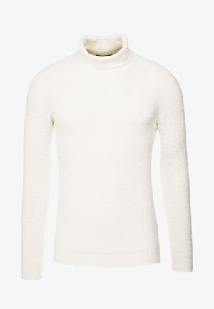 TURTLE NECK - Neule - offwhite
