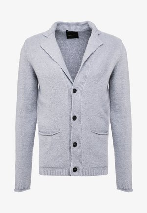 CARDIGAN - Neuletakki - grey