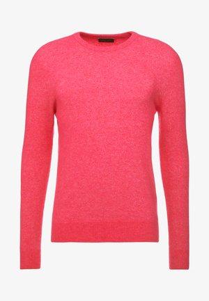 CREW NECK SWEATER - Pullover - magenta