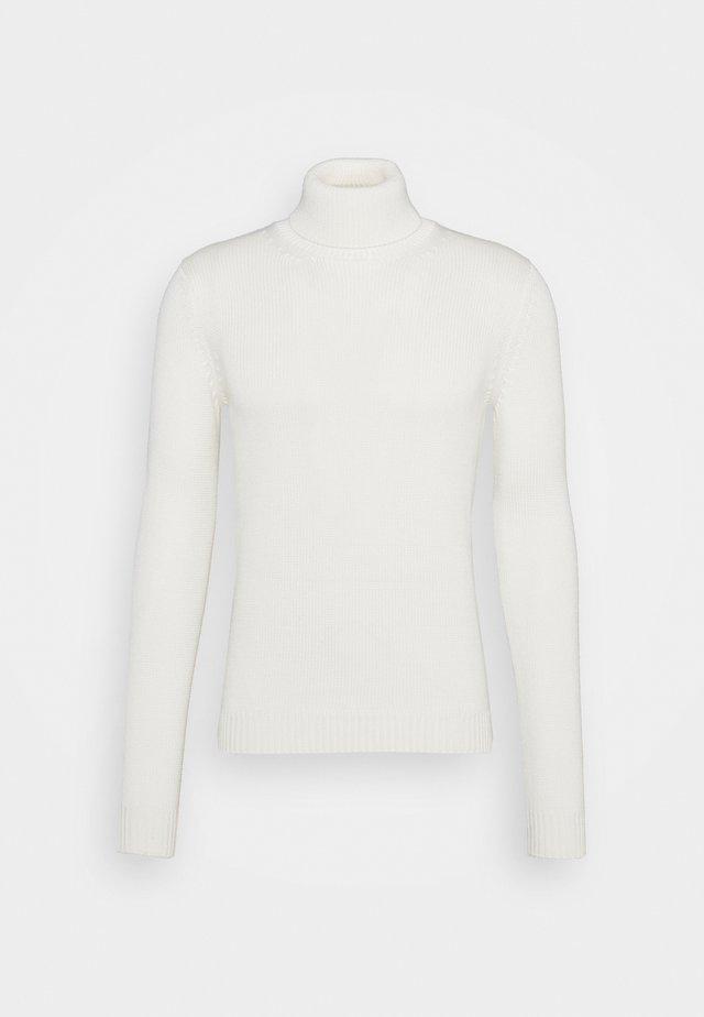 DOLCEVITA - Stickad tröja - ecru