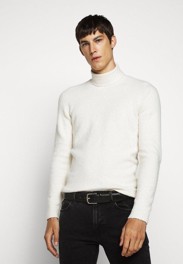 DOLCEVITA  - Stickad tröja - bianco