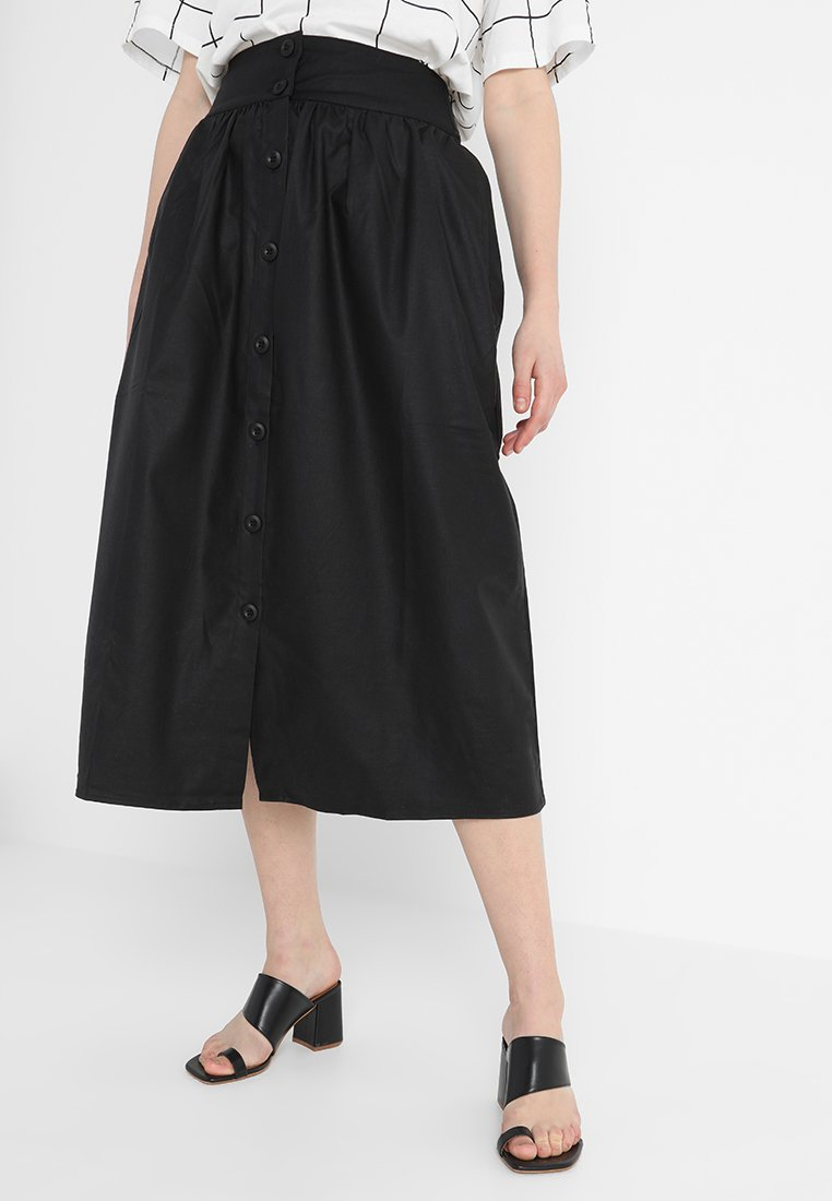 Soft Rebels - REBECCA SKIRT  - A-line skirt - black