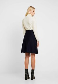 Soft Rebels - HENRIETTA SKIRT - A-linjekjol - total eclipse