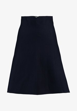 HENRIETTA SKIRT - Jupe trapèze - total eclipse