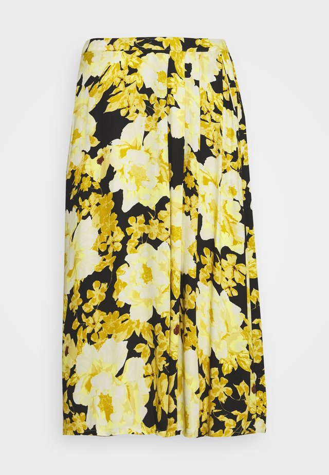 ROSANNA MIDI SKIRT PRINTED - Spódnica trapezowa - multi-coloured