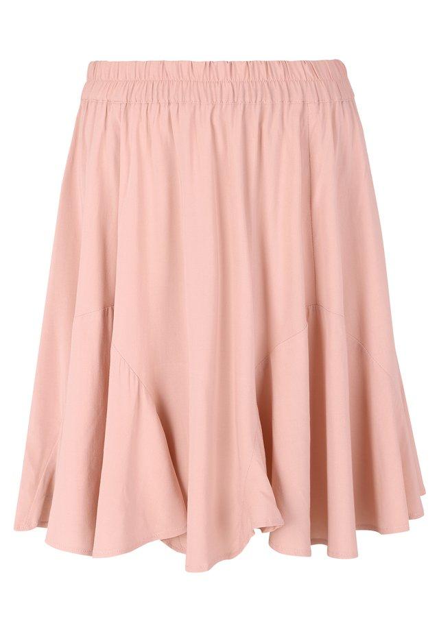 A-snit nederdel/ A-formede nederdele - 342 misty rose