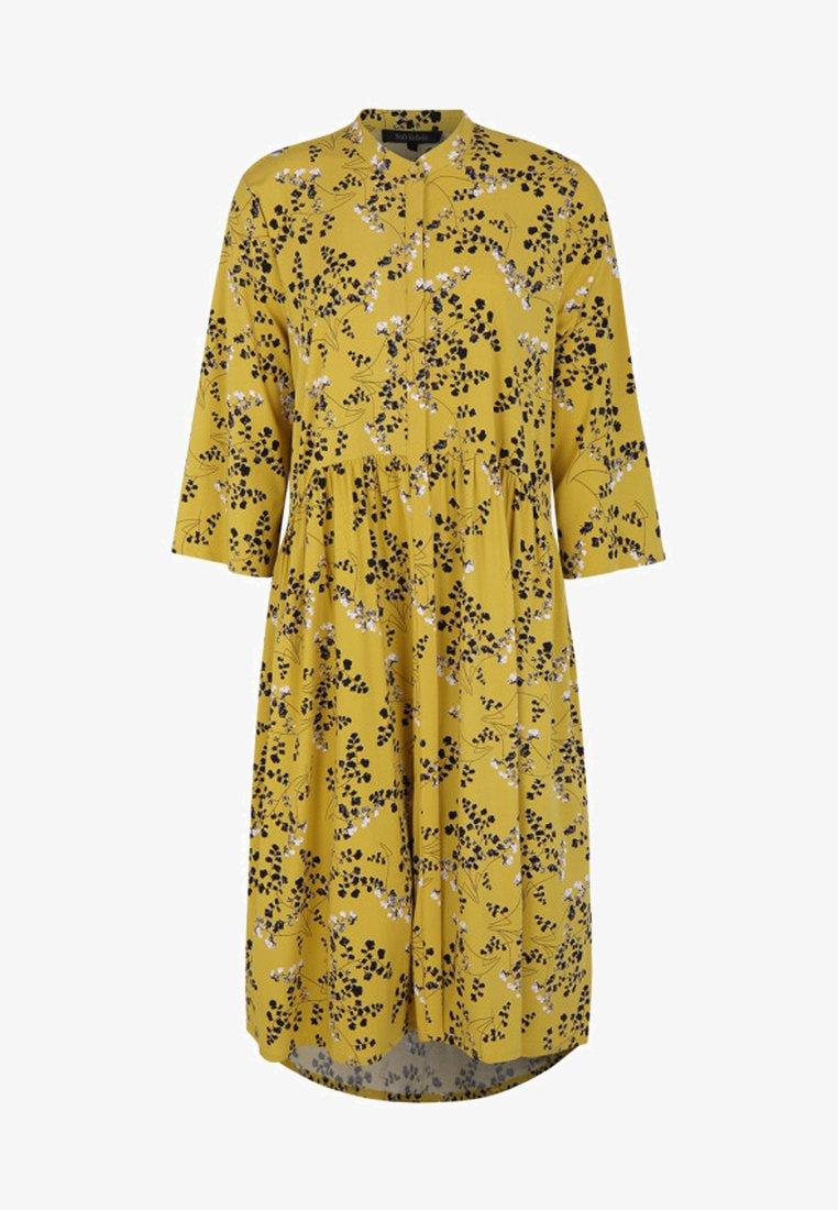 Soft Rebels - KAROLINE - Blusenkleid - ceylon yellow