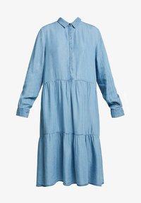 Soft Rebels - MOIRA LS DRESS - Paitamekko - dark blue - 6