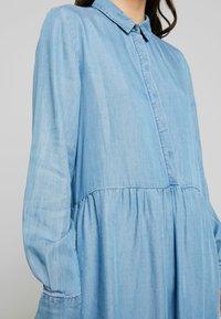 Soft Rebels - MOIRA LS DRESS - Paitamekko - dark blue - 7