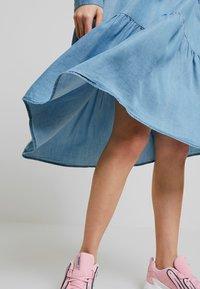 Soft Rebels - MOIRA LS DRESS - Paitamekko - dark blue - 5