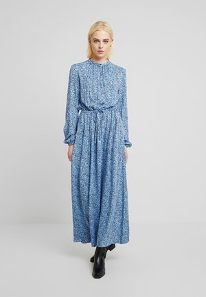 AVIAJA DRESS - Maxi šaty - aviaja blue