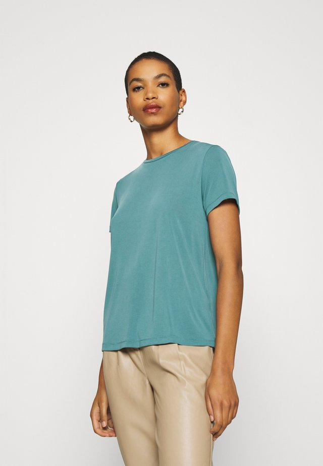 ELLA - T-shirt basic - hydro