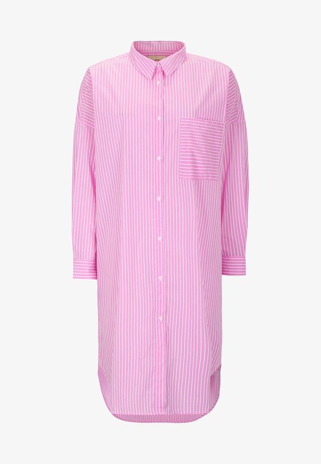 POPPY  - Skjortebluser - pastel lavender