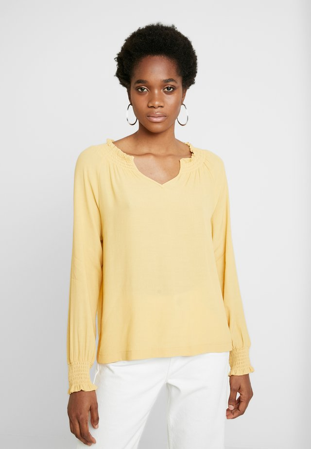 MOVE - Blouse - ochre