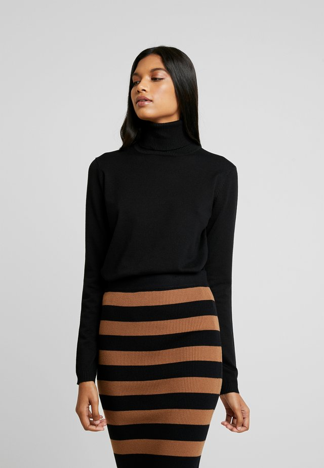 ZARA  - Jumper - black