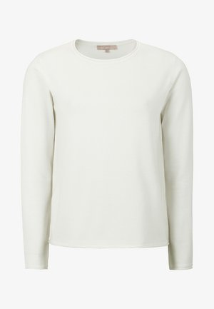 ZARA  - Sweter - snow white/off white