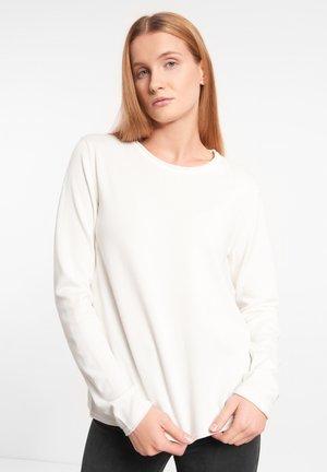 ZARA  - Sweter - snow white/off white