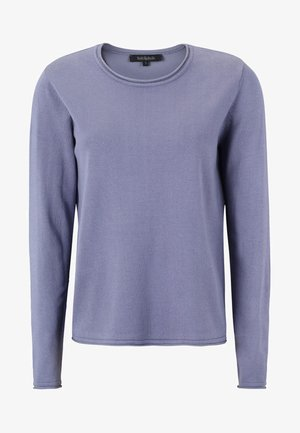 ZARA  - Jumper - blue mirage