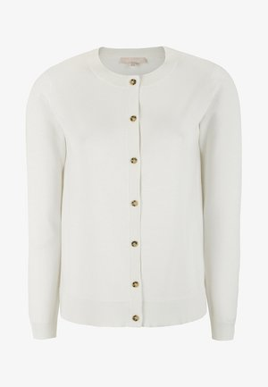 ZARA  - Strickjacke - snow white/off white