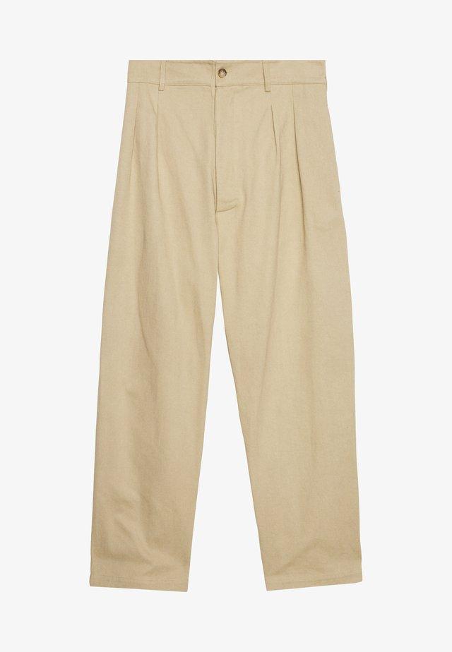 ANNIE HALL PANTS - Trousers - khaki