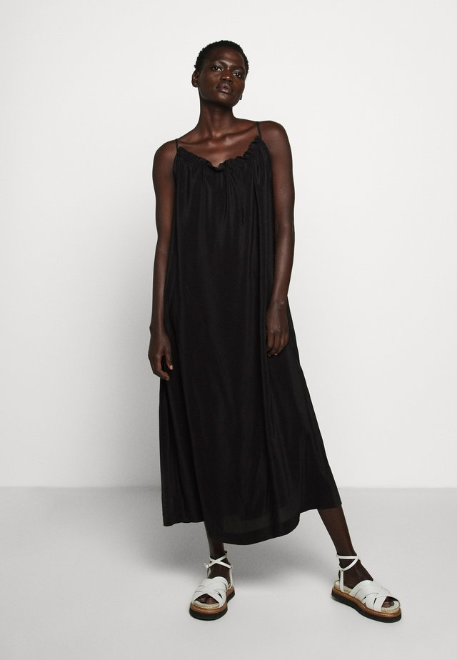 MALIBUDRESS - Maxi šaty - black