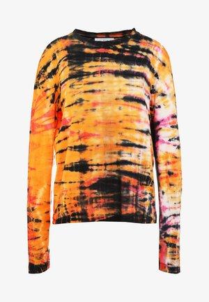 RUBY LONGSLEEVE - Topper langermet - tie dye dark