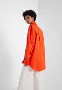 Rika - BLAZE  - Button-down blouse - orange - 2