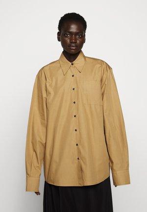 BLAZE  - Button-down blouse - khaki