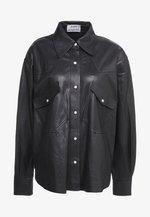 GRACE SHIRT - Overhemdblouse - black