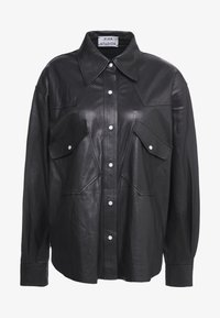 Rika - GRACE SHIRT - Overhemdblouse - black - 5