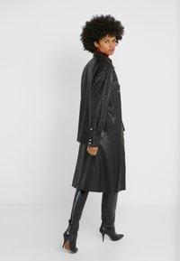 Rika - GRACE SHIRT - Overhemdblouse - black - 2