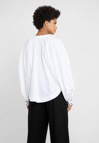 Rika - JOAN - Button-down blouse - white - 2