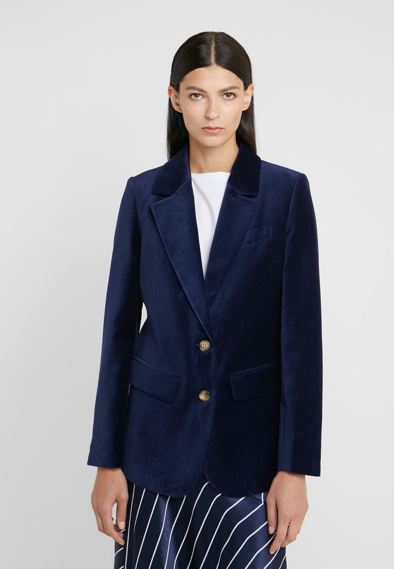 Rika - FINCH JACKET - Blazer - navy blue