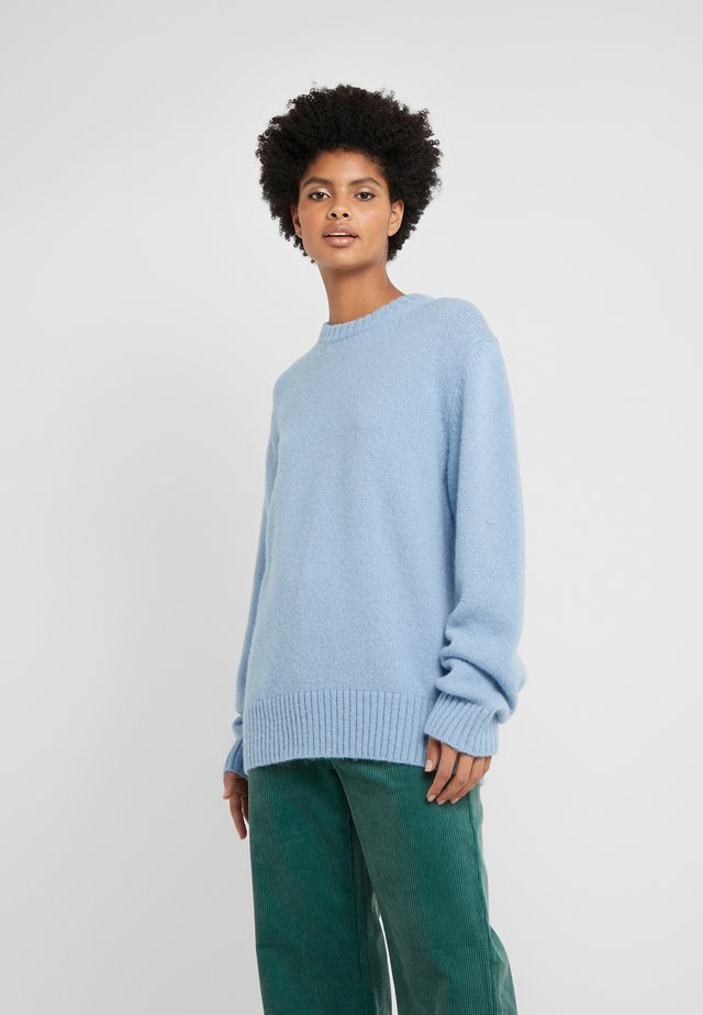 LUCKY JUMPER - Maglione - sky blue