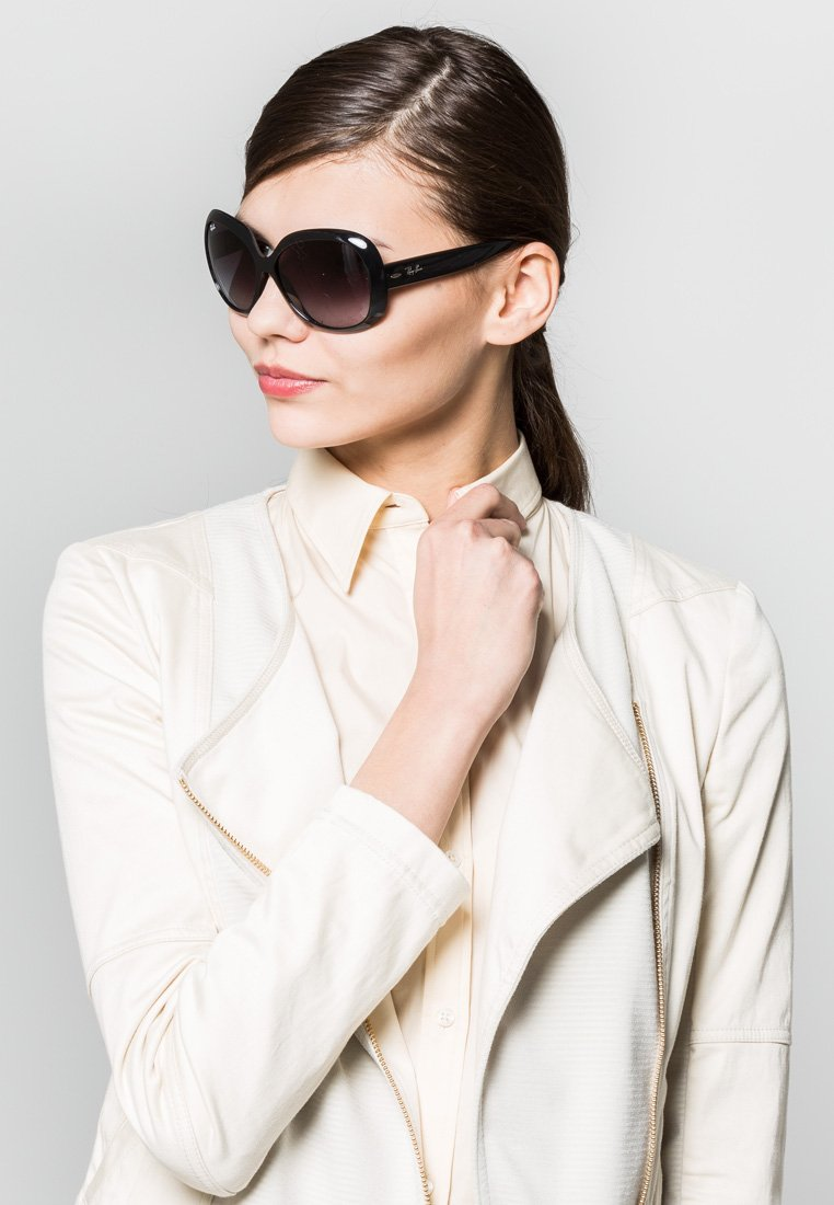 Ray-Ban - JACKIE OHH II - Sunglasses - black