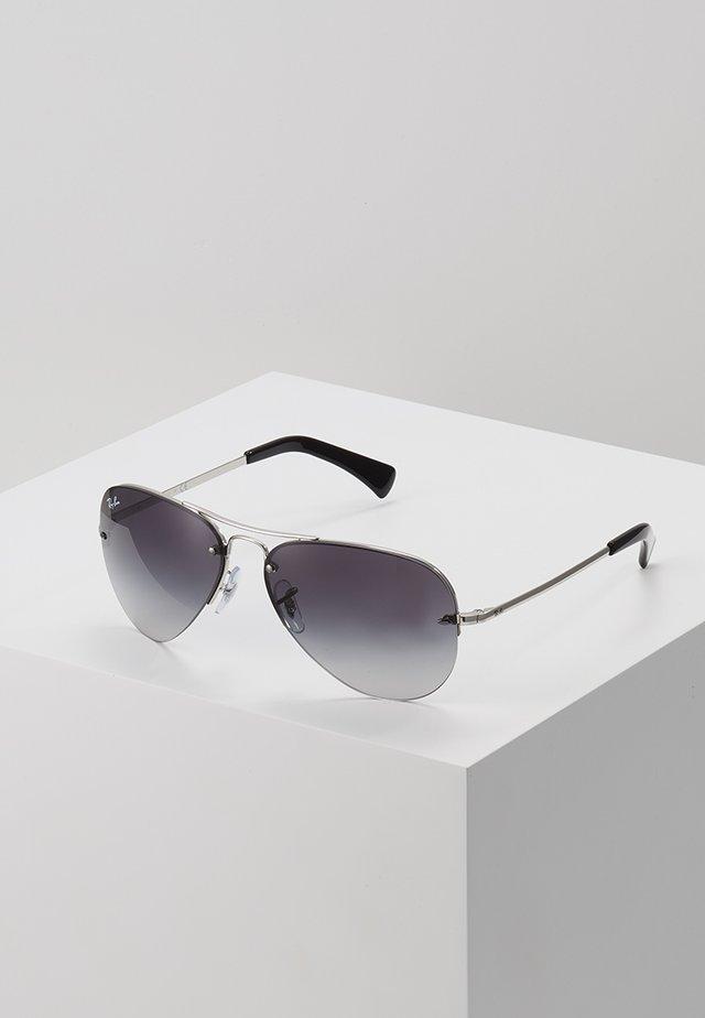 Solbriller - silver gray