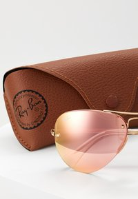 Ray-Ban - Solbriller - gold-coloured/pink flash/copper - 3
