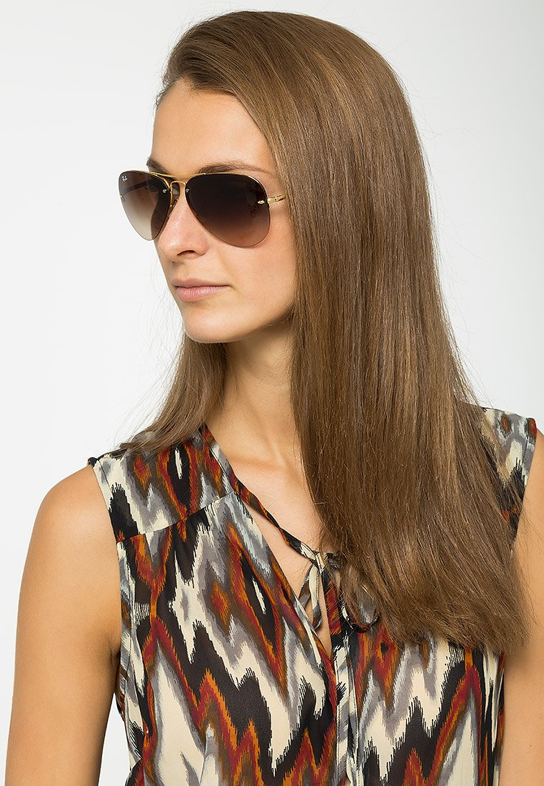 Ray-Ban - Sunglasses - gold/brown