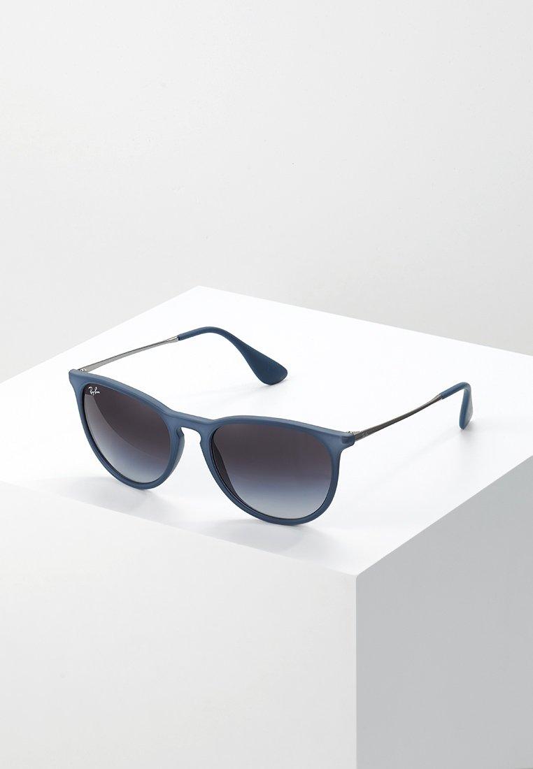 Ray-Ban - ERIKA - Occhiali da sole - blue/grey gradient