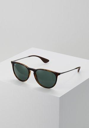 ERIKA - Solglasögon - havana green