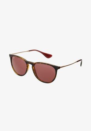 ERIKA - Sunglasses - light brown