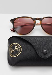 Ray-Ban - ERIKA - Solglasögon - light brown - 2