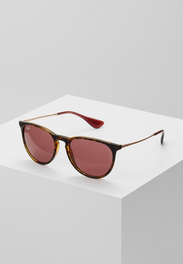 ERIKA - Sunglasses - light brown
