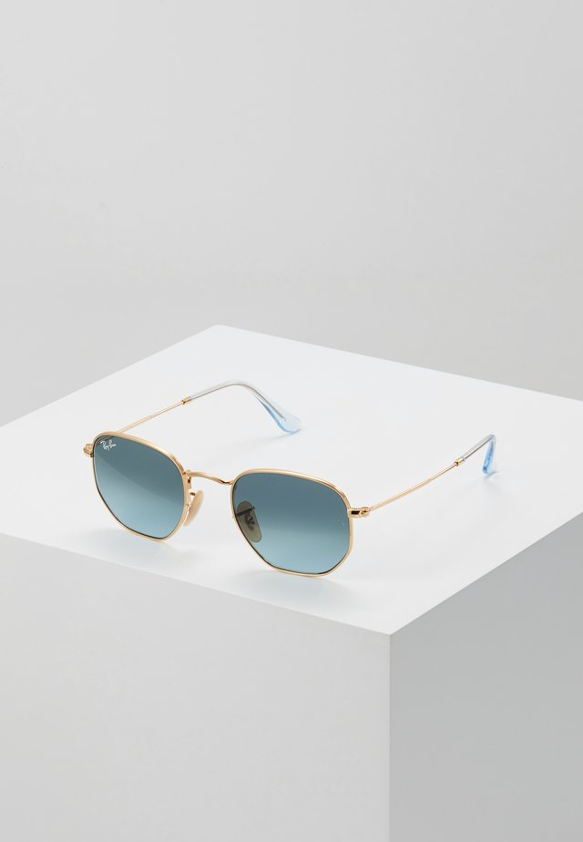 Sunglasses - blue/gradient grey
