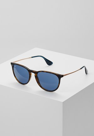 Sonnenbrille - brown/blue