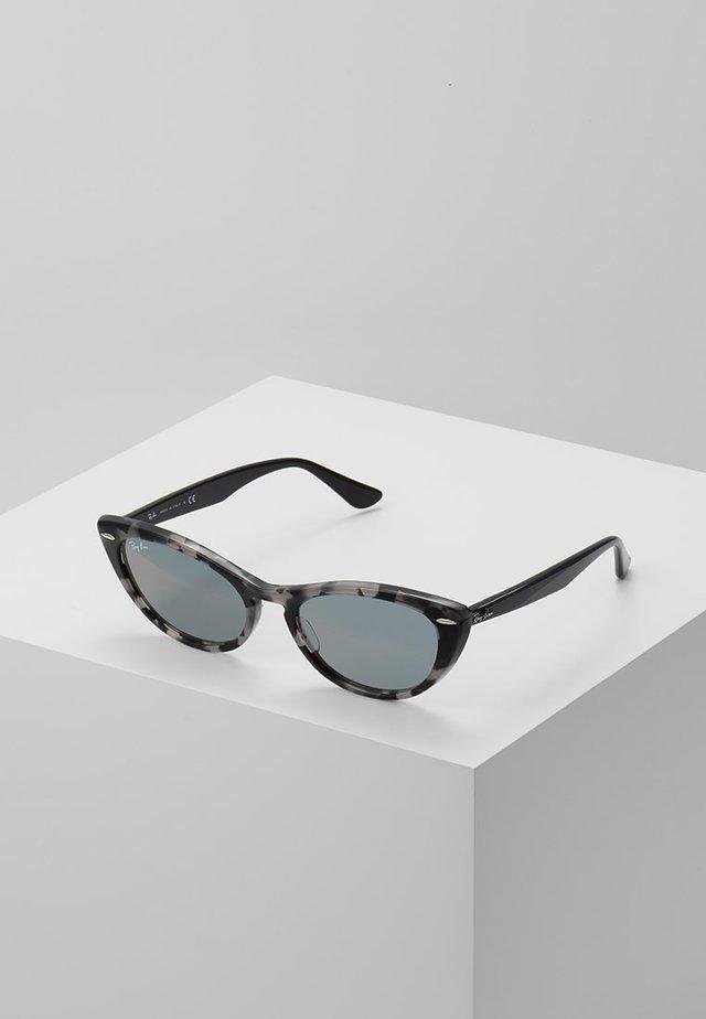 Sonnenbrille - havana grey