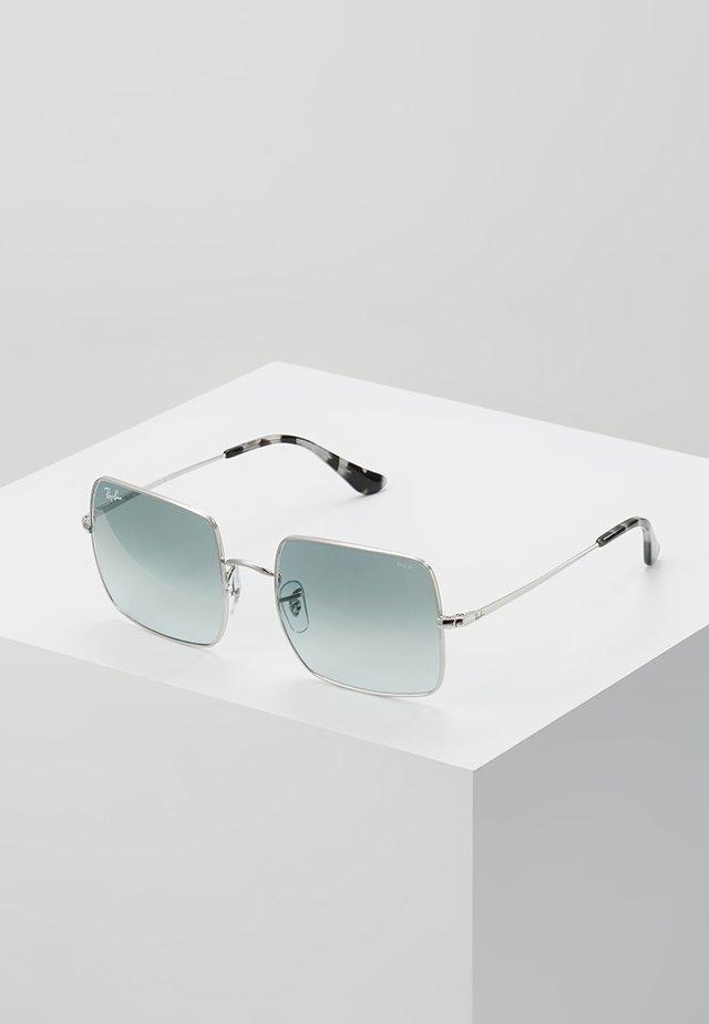 SQUARE - Sunglasses - silver-coloured